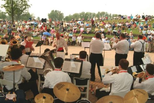 Chesterton Outdoor Concert