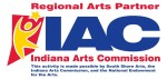 Indiana Arts Commission LOGO