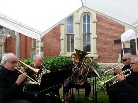 Quintet - Memorial Day 2015